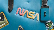 NASA Re-Embraces the 'Worm,' Its Retro Cool Retired Logo, for New Merchandise