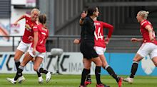 Manchester United Women go top with WSL victory over Tottenham as Alex Morgan's absence is felt