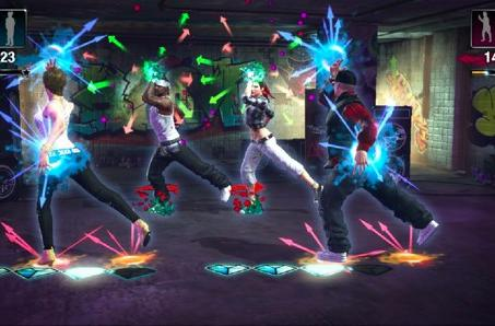 Ubisoft dropping 'Hip Hop Dance Experience' like it's hot