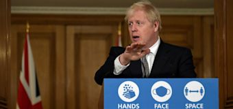 PM let himself be bounced into national lockdown far too soon, say Tory dissenters