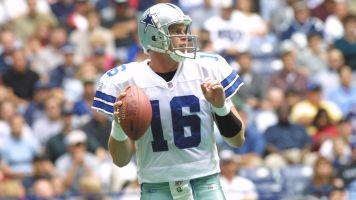 Ex-NFL quarterback Leaf arrested on domestic charge