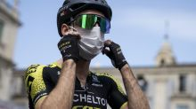 Simon Yates out of Giro d'Italia after positive Covid test
