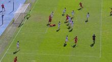 Foot - L. nations - Ligue des nations: les buts de Macédoine du Nord - Arménie en vidéo