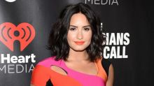 Demi Lovato Isn't Letting Latest Leaked Nude Pic Get Her Down