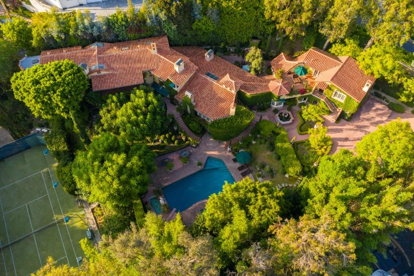Priscilla Presley Sells Beverly Hills Compound For 13 Million