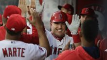 Watch Live: Mike Trout leads Angels against Rangers in MLB Free Game of the Day
