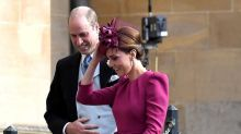 Princess Eugenie's royal wedding: Fascinators go flying from Demi Moore, Naomi Campbell and more