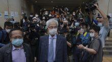 7 Hong Kong democracy leaders to be sentenced amid crackdown