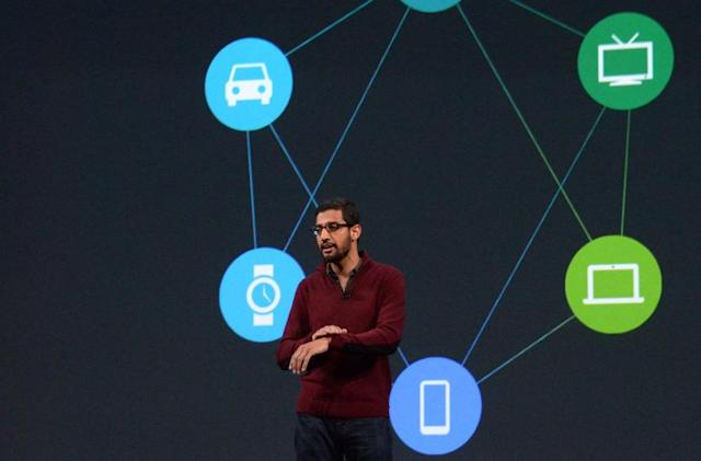 Living in a Google world: Why Android L means you'll never have to disconnect