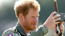 Prince Harry had a secret Instagram account with a very inventive handle