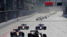 Azerbaijan Grand Prix to go ahead without spectators