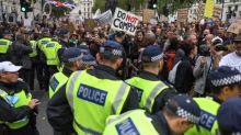 Man, 73, arrested during Trafalgar Square 'anti-lockdown' protests handed £10,000 fine