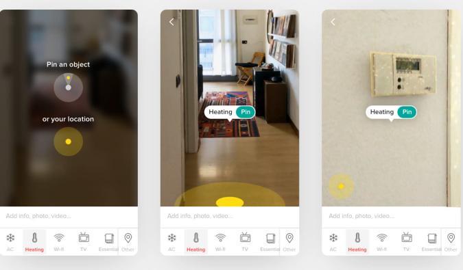 AR-Konzept erklärt Airbnb-Wohnungen