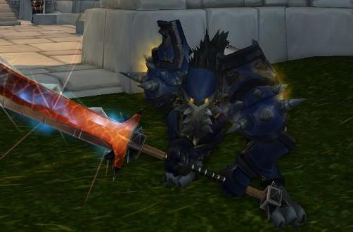"""Titan's Grip and polearms """"on the list for patch 5.4"""""""