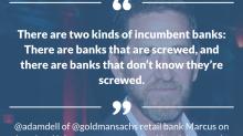 Why Did A Big Goldman Sachs Banker Say Big Banks Are Screwed?