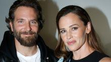 Bradley Cooper and Jennifer Garner Were Spotted Getting Flirty at the Beach