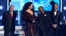 Grammys 2018: Rihannas Latex-Outfit begeistert die Netzgemeinde