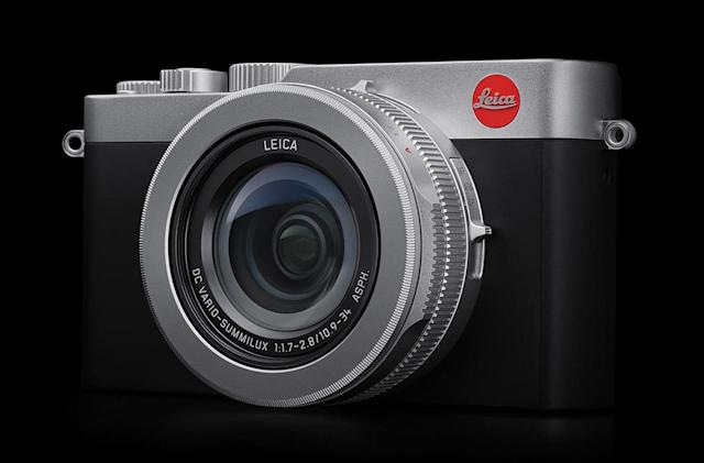 Leica's latest Panasonic rebadge is the 17-megapixel D-Lux 7