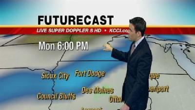 Video-Cast: Snow On The Way