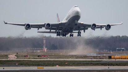 Verkehr an deutschen Flughäfen wächst weiter