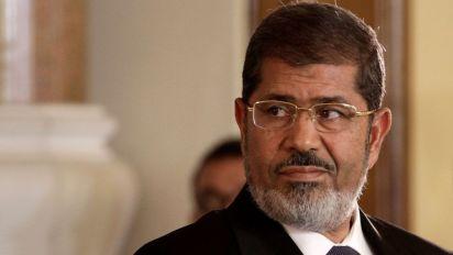 Egypt's former President Mohammed Morsi dies
