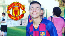Who is Marc Jurado? New Man United transfer who Barcelona were desperate to keep