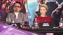 Entertainment News Pop: Scarlett Johansson's New Ring not a Sign of Engagement