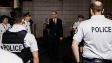 Seine-Saint-Denis : Jean Castex en visite surprise dans un commissariat de La Courneuve