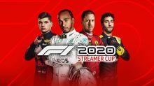 Der F1 Streamer Cup mit MoAuba, STYLO und vielen mehr