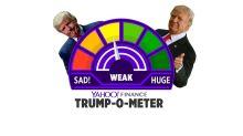 This week in Trumponomics: The Trump slowdown is here