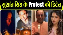 2 million Post #Candle4SSR largest digital protest, Ankita Lokhande and More Joined