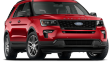 Humongous Discount for Ford Explorer 3.5L Sport Starting Today