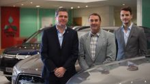 F1 legend Nigel Mansell to open Mitsubishi dealership