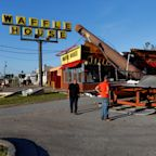 Waffle House activated its rarely-used truck after Hurricane Michael