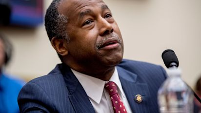 HUD chief 'crumbles' during House testimony
