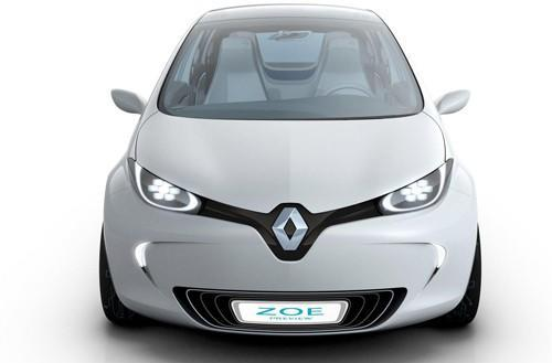 Renault's Zoe EV to give Nissan Leaf competition at lower price -- Nissan-Renault alliance forges on