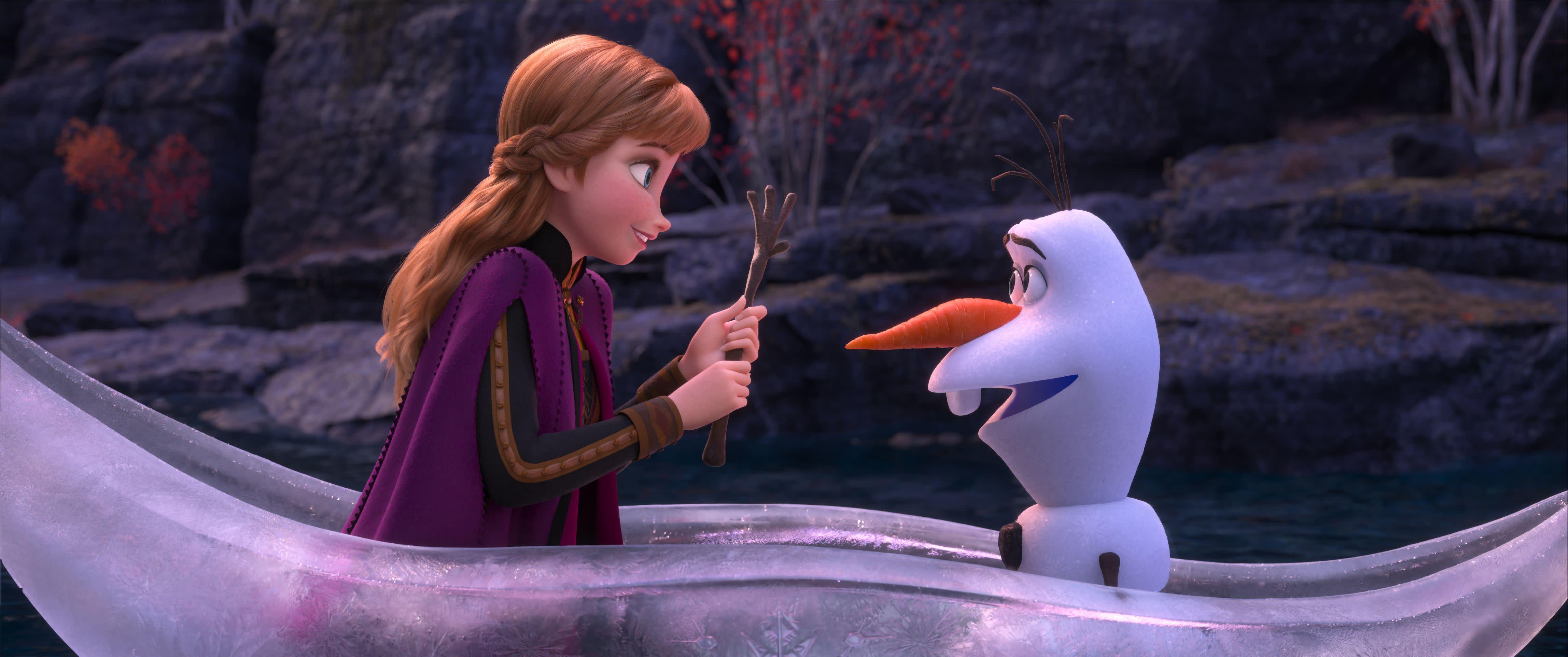 รีวิว Frozen 2: โฟรเซ่น ผจญภัยปริศนาราชินีหิมะ – KWANMANIE