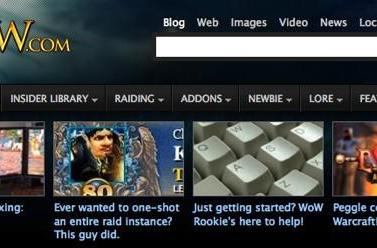 Breakfast Topic: What do you think of WoW.com's new features?