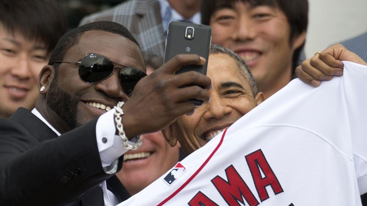 Ortiz-Obama selfie may be 'end of all selfies' at White ...