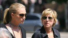 Ellen DeGeneres y Portia De Rossi víctimas de robo en su mansión de California