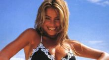 Sofia Vergara shares throwback bikini photo from her blond bombshell days