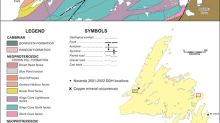 Transition Metals Stakes New Sediment-Hosted Copper Property on the Bonavista Peninsula in Eastern Newfoundland