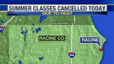 Racine Closes Summer School Due To Heat