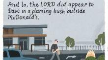 Stephen Collins on Succession – cartoon