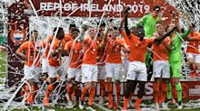 Netherlands youngsters retain Under-17 European Championships title