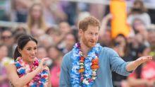 El momento del príncipe Enrique que ha dado la vuelta al mundo tras saltarse el protocolo
