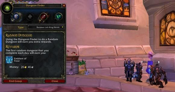 Lichborne: A death knight primer for tanking 5-man dungeons