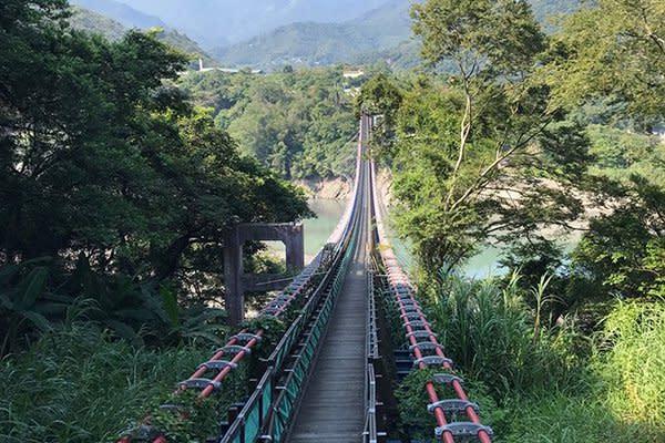 新溪口吊橋 (圖/新溪口吊橋)