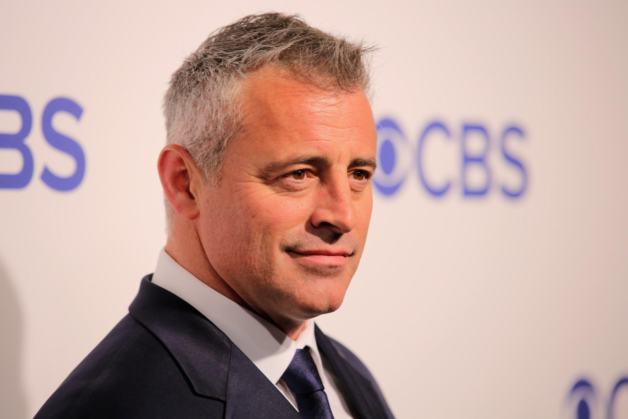 An Uninvited Matt Leblanc Interrupted Broncos Chargers To