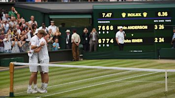 Deep-sixed: Wimbledon marathon matches over